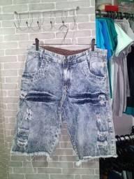 Bermuda jeans - Temos outros modelos além desses.