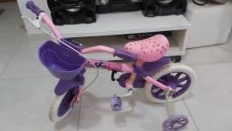 Bicicleta semi nova 150