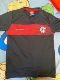 Camisa Flamengo tamanho 4 anos