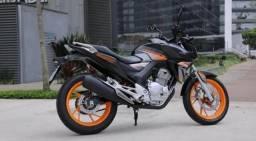CB Twister 250cc 21/21  0KM