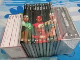 DC comics eaglemoss, Star wars 4 livros , Saga crepúsculo edição branca 5 livros