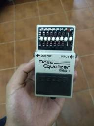 Pedal Boss Bass Equalizer