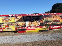 Mega food truck