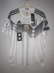 PROMOÇÃO! Camisa Alemanha Copa do Mundo 2018 original b95b462712a91