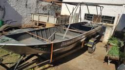 Barco de alumínio - 2014