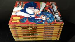 Full Metal Panic - Coleção completa do manga (1 a 9)