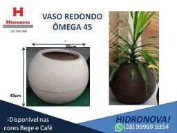 Vaso Redondo Ômega 45