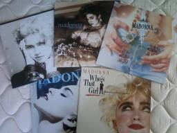 Combo Madonna - 3 lp´s re-edição 2012 + 2 brindes