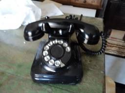 Telefone antigo Baquelite (passo cartão)