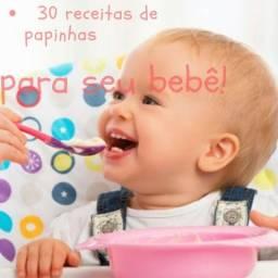 30 Papinhas deliciosas que seu bebê vai Amar! E-book