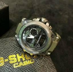 28a4d678cf3 Relógio Masculino G-shock Wr10bar