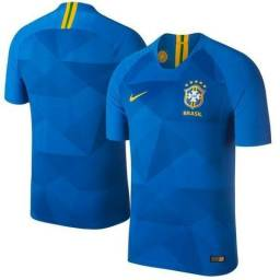 Camisa 2 Brasil Rússida 2018 Oficial