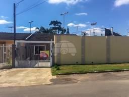 Casa à venda com 2 dormitórios em Bom jesus, São josé dos pinhais cod:145877