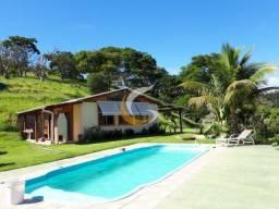 Sítio com 1 dormitório à venda, 3300 m² por R$ 370.000 - Secretário - Petrópolis/RJ