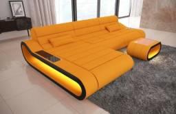 Sofá estilo alto padrão( projetari sofa)