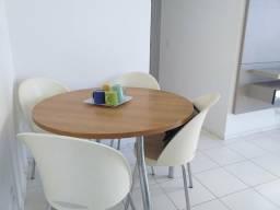 EF: Alugo apartamento no Costa aracagy frente mar com mobília