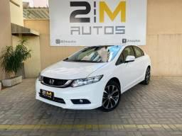 Honda Civic LXR 2.0 flex Aut 2015/2016 - 2016
