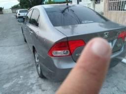 Vendo ou troco New Civic LXL SE 2010 - 2010
