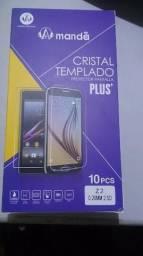174 - Pelicula Vidro Temperado Sony Z2 Escudo Blindado