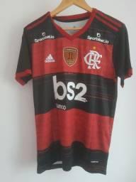 Camisa oficial do Flamengo 20/21