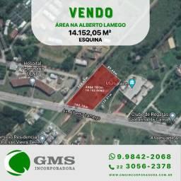 Área Av. Alberto Lamego - 14.152,05 M² (Entre a UENF e a Multiplace)