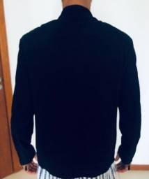 Jaqueta de couro Dudalina