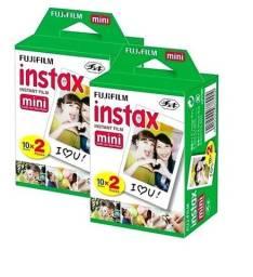 Filme Instax Mini 40 Fotos Poses