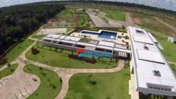 TERRENO COM OTIMA LOCALIZAÇÃO á venda por R$ 100.000,00 - Cond. Alphaville. - Aeroclube