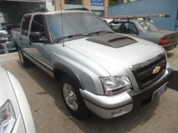 CHEVROLET S10 2.4 FLEX ADVANTAGE CABINE DUPLA