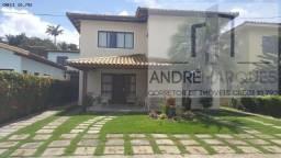 Casa em Condomínio para Venda em Salvador, Piatã, 5 dormitórios, 3 suítes, 5 banheiros, 2