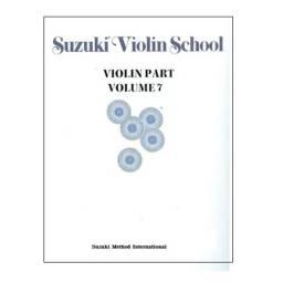 Suzuki Violino Part vol. 7