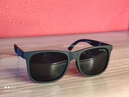 Óculos de Sol Esportivo Tommy Hilfiger Polarizado Proteção Uv