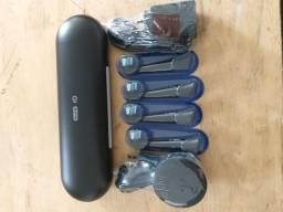Escova de dentes elétrica oral b io série 9