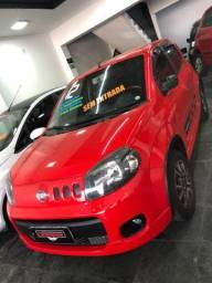Fiat uno Sporting 2012 1.4 flex