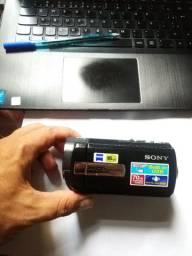 Sony handycam DCR-SX85 estado de nova!