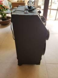 caixa philco pht1500 duplo usb bluetooth 150w rms