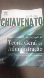 Livro Introdução a Teoria Geral da Administração