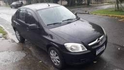 Prisma 4pts preto, lindo, carro em ótimo estado, barbada