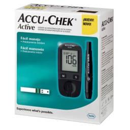 Accu-Chek Monitor de Glicemia