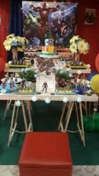 Ana festas decoração