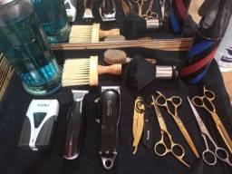 Barbearia completa