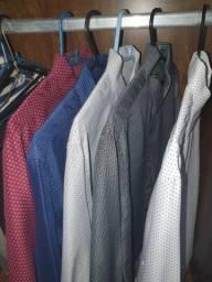 5 Camisas Cia do Terno