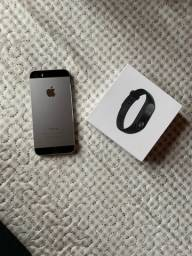 Iphone 5s + Mi Band 2 Xiaomi