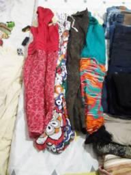 32 peças de roupas por 90.00