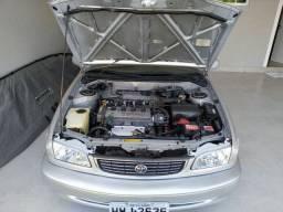 Corolla Xei automático - relíquia