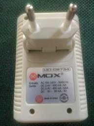 Carregador de pilhas Mox - Entrego