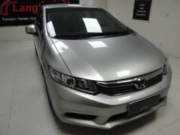Honda Civic LXS Aut 2015 - Completo