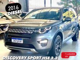 LAND ROVER DISCOVERY SPORT 2.2 HSE DIESEL 2016