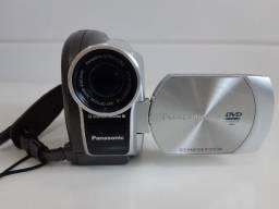 Filmadora Panasonic portátil