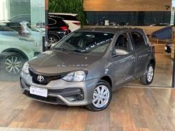Toyota Etios X-Plus 1.5 Automático Flex 2020